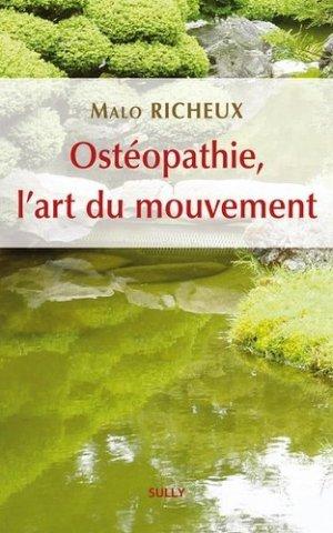 Ostéopathie, l'art du mouvement - sully - 9782354322335 -