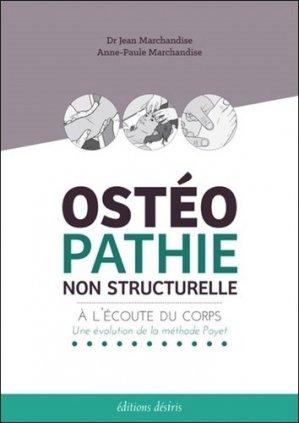 Ostéopathie non structurelle - desiris - 9782364031005 -