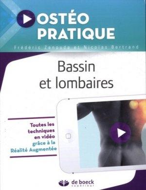 Ostéo Pratique Tome 1 - Bassin et lombaires - de boeck superieur - 9782804188207 -