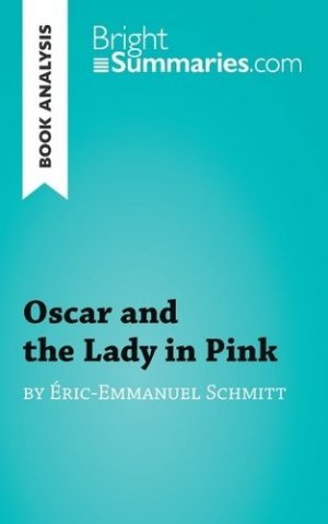 Oscar and the lady in pink - LePetitLittéraire - 9782806270948 -