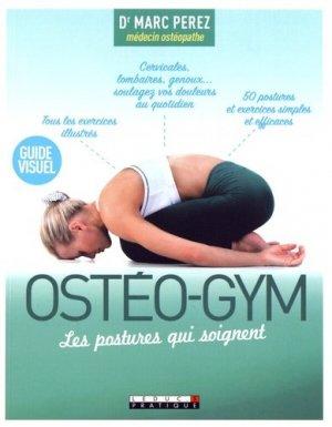 Ostéo-gym - Les postures qui soignent - leduc - 9791028510343 -