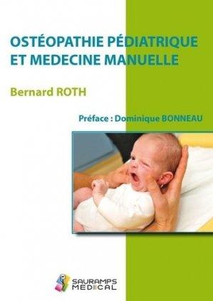 Ostéopathie pédiatrique et médecine manuelle - sauramps médical - 9791030302295 -