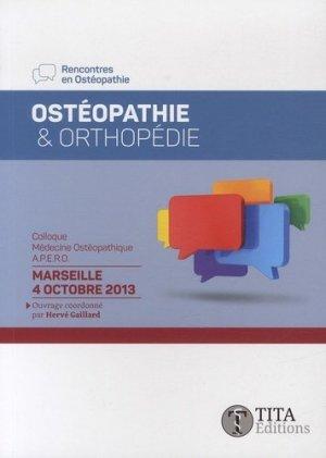 Ostéopathie et orthopédie - tita - 9791092847000 -