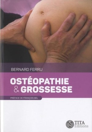 Ostéopathie et grossesse - tita - 9791092847079