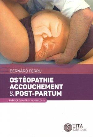Ostéopathie, accouchement et post-partum - tita - 9791092847109 -