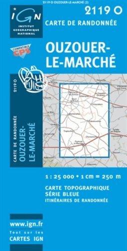 Ouzouer-le-Marché - ign - 3282112119130 -