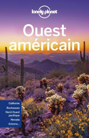 Ouest americain 10ed - Lonely Planet - 9782816186093 -