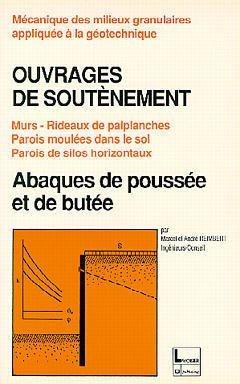 Ouvrages de soutènement - lavoisier / tec et doc - 9782852067790 -