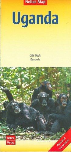 Ouganda. 1/700 000 - Editions Nelles - 9783865745101 -