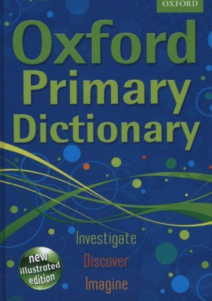 OXFORD PRIMARY DICTIONARY  - OXFORD - 9780192732637 -