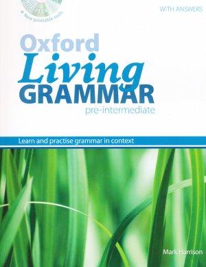 Oxford Living Grammar - oxford - 9780194557139