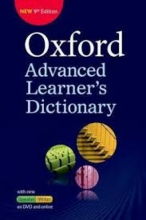 Oxford Advanced Learner's Dictionnary 9th Eidtion - oxford - 9780194798792 -