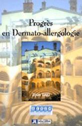 Progrès en dermato-allergologie 1999 - john libbey eurotext - 9782742002849 -