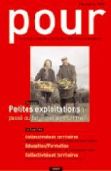 Petites exploitations : passé ou futur de l'agriculture ? - educagri - 2223618942960 -
