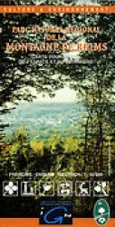 Parc naturel régional de la Montagne de Reims - ign - 9782758502142 -