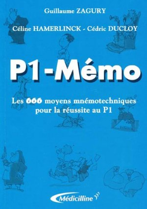 P1-Mémo - medicilline - 9782915220063