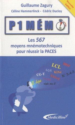 P1-Mémo - medicilline - 9782915220261 -