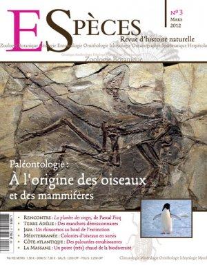 Paléontologie : à l'origine des oiseaux et des mammifères - kyrnos publications - 2223627571830 -