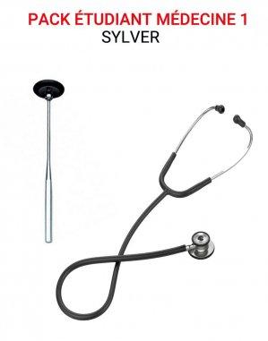 Pack Étudiant Médecine 1 Silver - spengler - 2225643894757 -