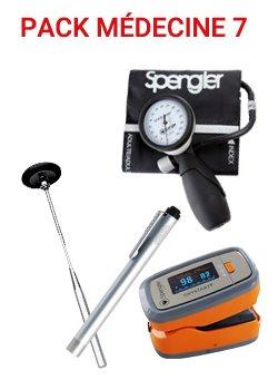Pack Médecine 7 - spengler holtex  - 2225750279621 -