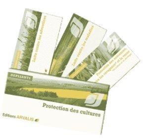 Protection des céréales à paille 2020 (dépliant) lutte contre les adventices - arvalis - 9782817903866 -