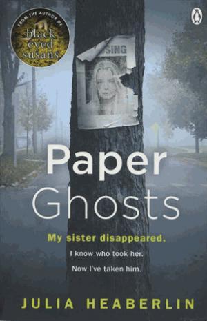Paper Ghosts - penguin - 9781405921305 -