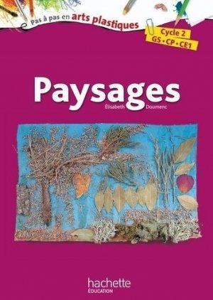 Paysages - Hachette - 9782011713247 -