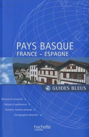 Pays basque - Hachette - 9782012443884 -
