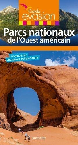 Parcs Nationaux de l'Ouest américain - Hachette - 9782013960892 -