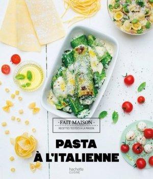 Pasta à l'italienne - Hachette - 9782016258064 -