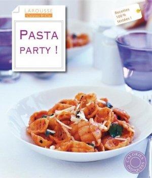 Pasta party ! - Larousse - 9782035859280 -