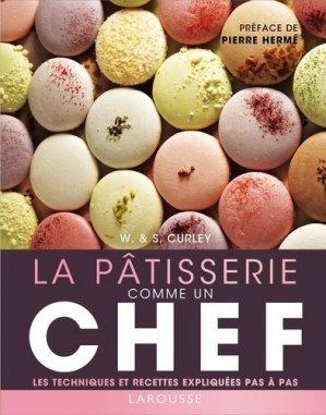 Pâtisserie - Larousse - 9782035900685 -