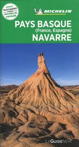 Pays basque (France, Espagne) et Navarre. Edition 2020 - Michelin Editions des Voyages - 9782067244900 -