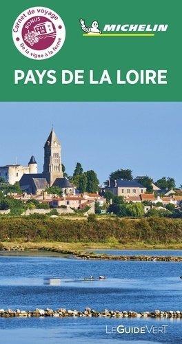 Pays de la Loire. Edition 2020 - Michelin Editions des Voyages - 9782067244948 -