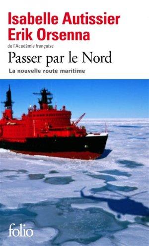 Passer par le Nord - gallimard editions - 9782070468737 -