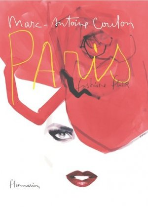 Paris: fashion flair - flammarion - 9782080203984 -