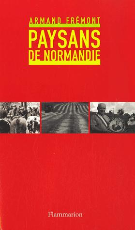 Paysans de Normandie - flammarion - 9782081200708 -