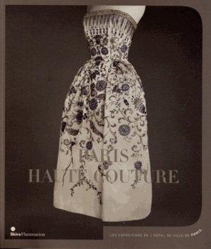 Paris Haute Couture - skira flammarion - 9782081286054 -