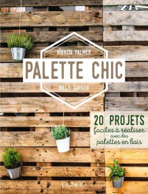Palette Chic - dunod - 9782100793709