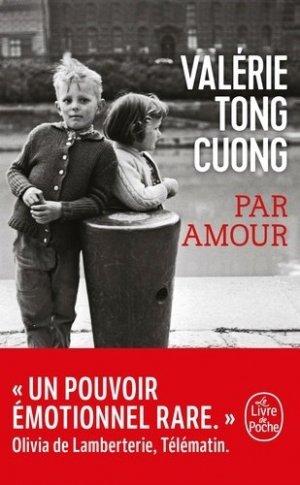 Par amour - le livre de poche - 9782253071099 -