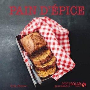 Pain d'épice - solar - 9782263066559 -