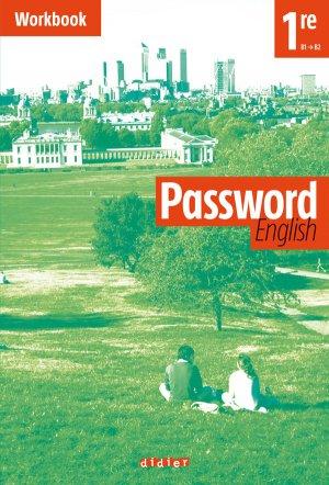 Password English 1re : Workbook - Didier - 9782278069354 -