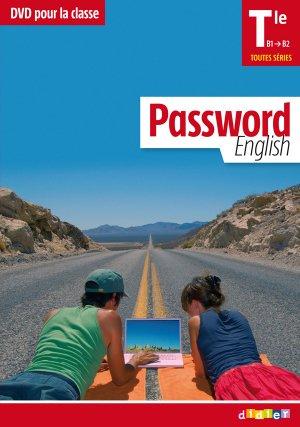 Password English Terminale : DVD pour la Classe - Didier - 9782278073511 -