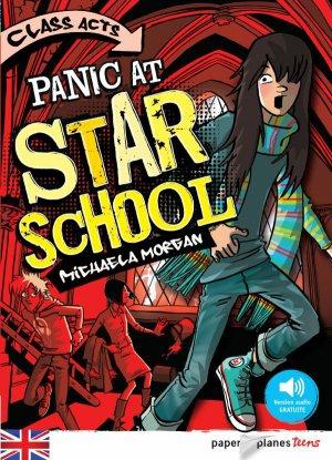 Panic at Star School - Livre + mp3 - Didier - 9782278076253 -