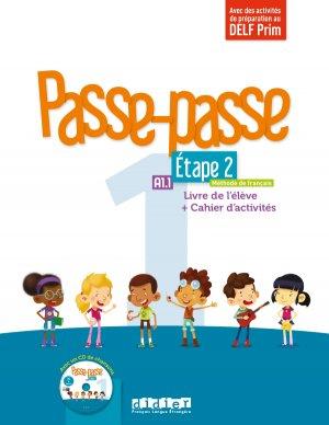 Passe-passe 1 Etape 2 A1.1 - didier - 9782278094554 -