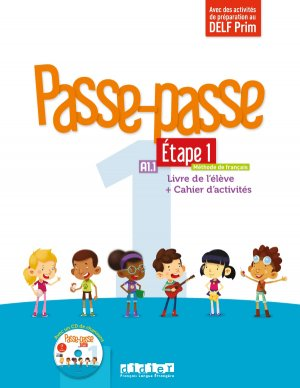 Passe-passe 1 Etape 1 A1.1 - didier - 9782278094561 -