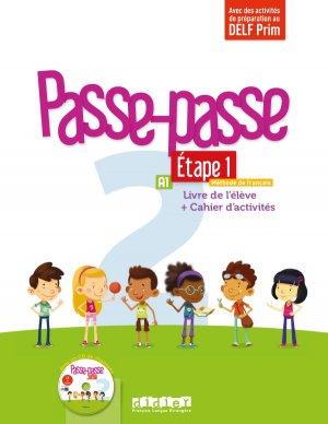 Passe-passe 2 Etape 1 A1 - didier - 9782278094578 -