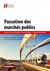 Passation des marchés publics - le moniteur - 9782281132267