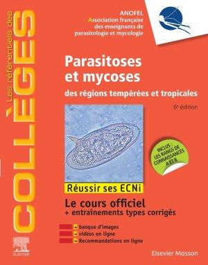 Référentiel Collège de Parasitoses et mycoses - elsevier / masson - 9782294764288