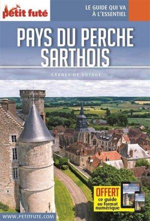 Pays du Perche Sarthois. Edition 2020 - Nouvelles éditions de l'Université - 9782305016979 -